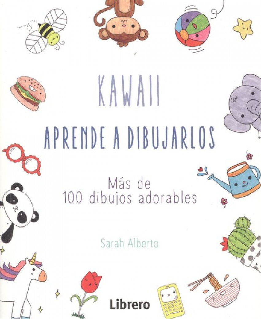 KAWAII, APRENDE A DIBUJARLOS 9789463591904