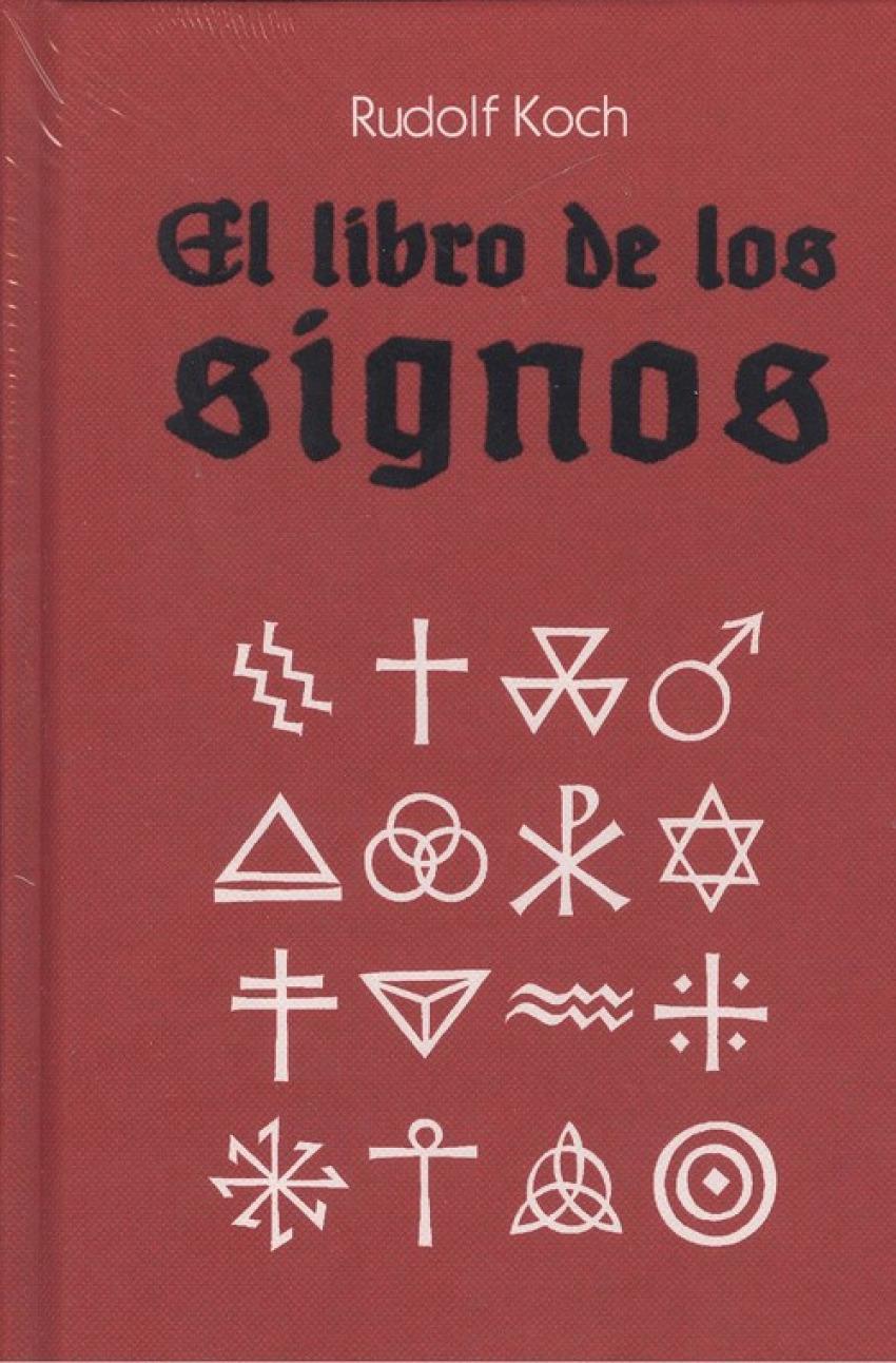 EL LIBRO DE LOS SIGNOS 9789505330331