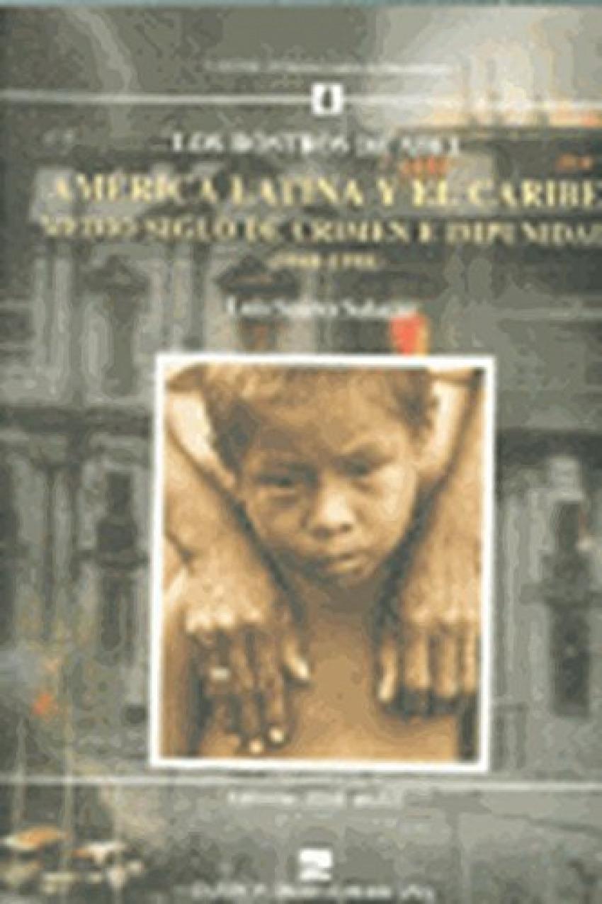 America latina y el caribe:medio siglo de crimen e impunidad 9789590902048