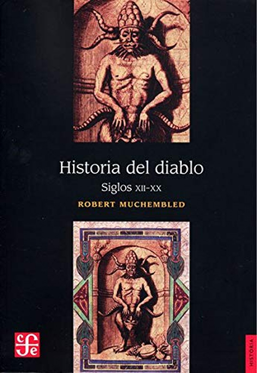 HISTORIA DEL DIABLO 9789681665579