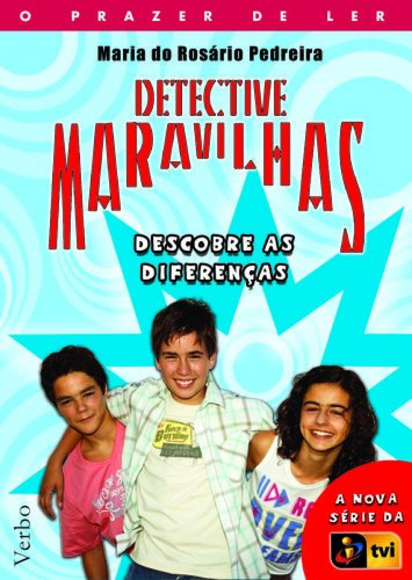 Detective Maravilhas: Descobre as Diferenças 9789722219952