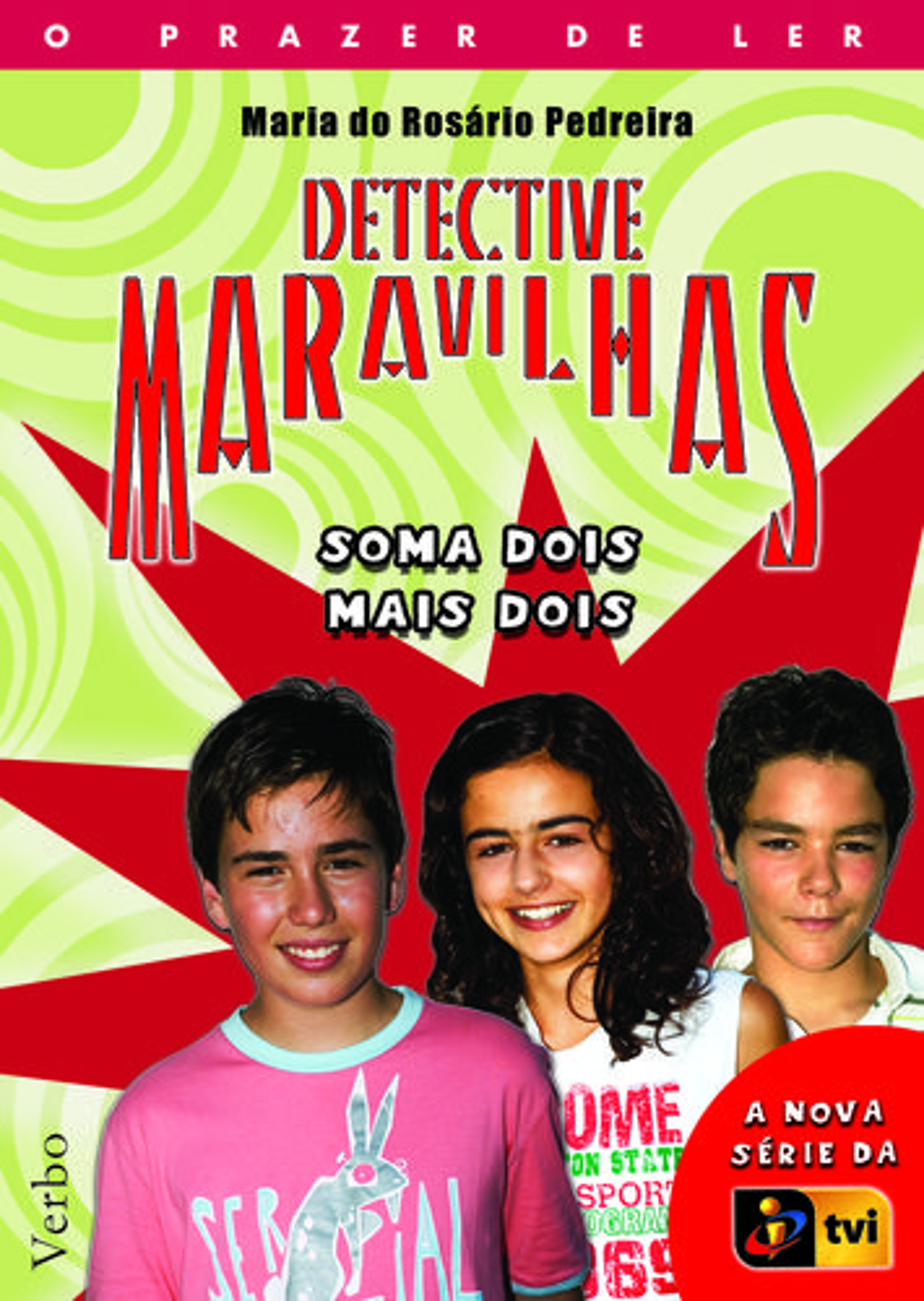 Detective Maravilhas: Soma Dois Mais Dois 9789722221528