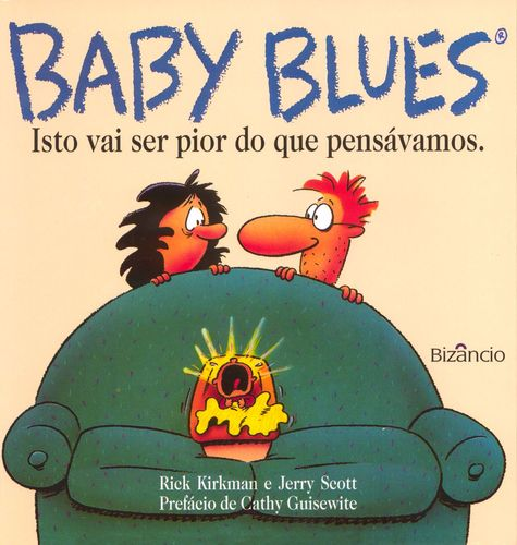 Baby Blues: Isto Vai Ser 9789725301135