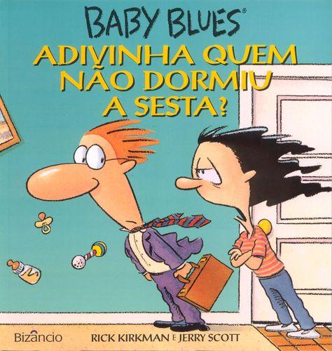 Baby Blues 3: Adivinha 9789725301289