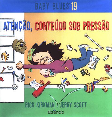 Baby Blues 19: Atenção, Conteúdo 9789725302873