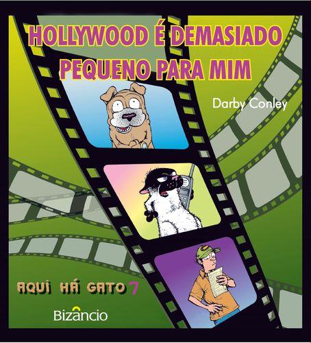 Aqui Há Gato 7: Hollywood 9789725304709