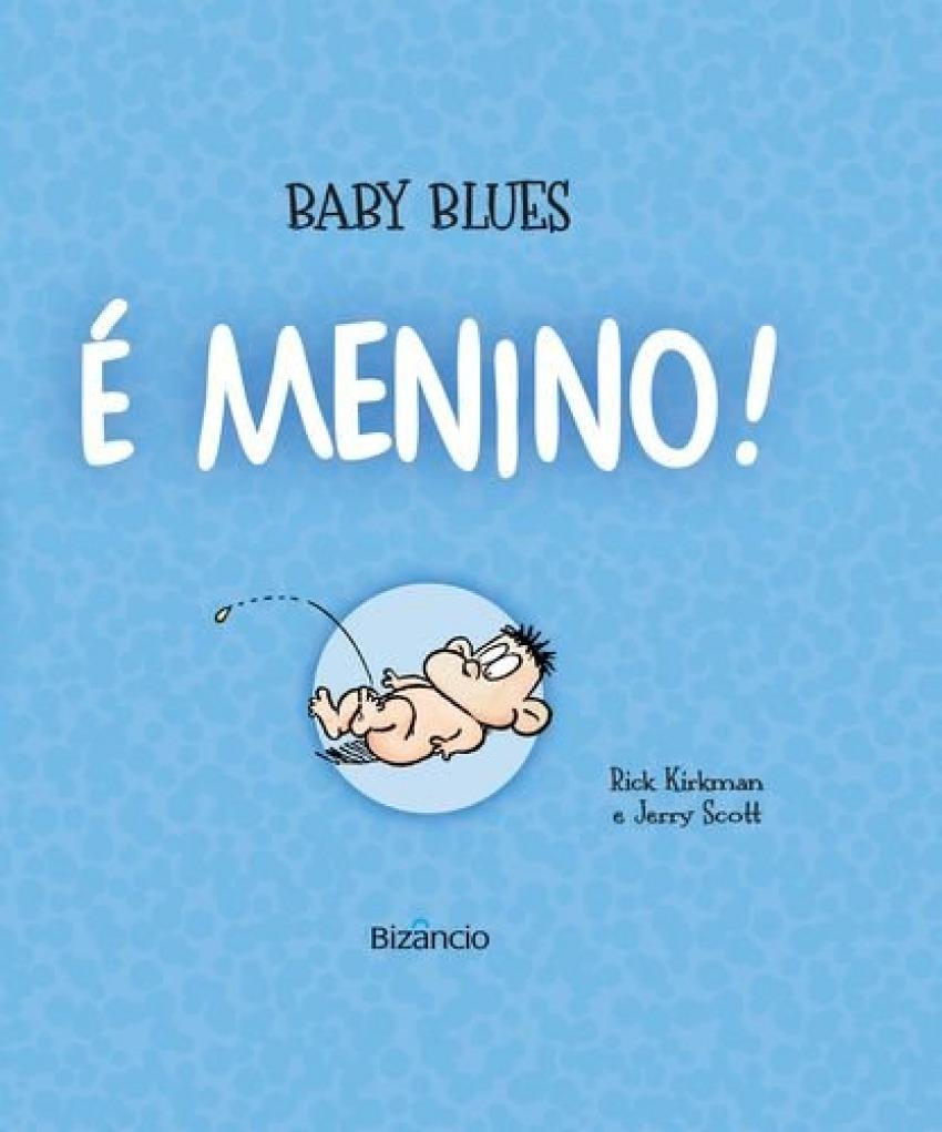 Baby Blues: É Menino! 9789725304747