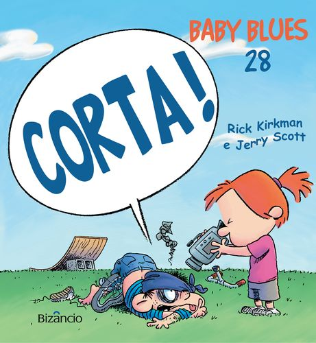 Baby Blues 28: Corta! 9789725304976
