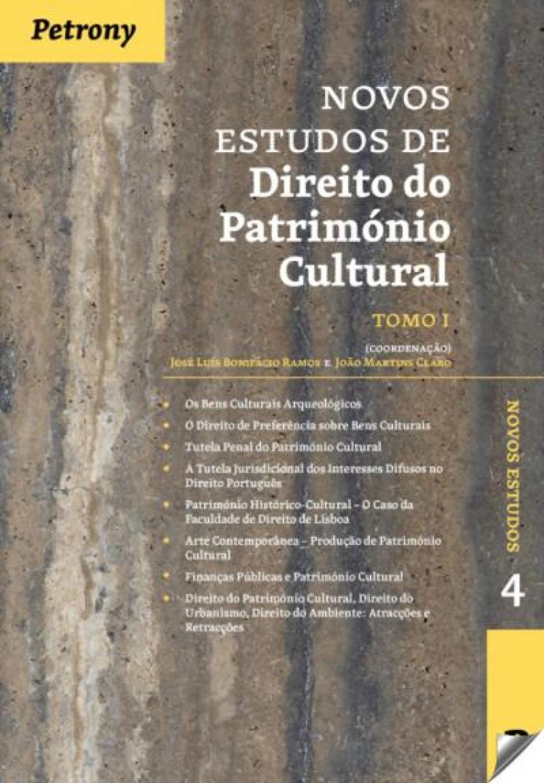 (port).1.novos estudos de direito do patrimonio cultural 9789726852636
