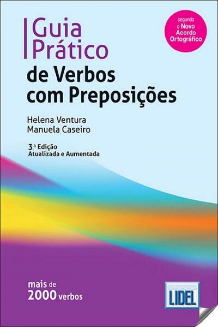 Guia prático de verbos com preposições 9789727577965