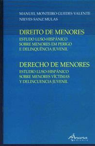 DIREITO DE MENORES-DERECHO DE MENOR 9789727801176