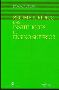 REGIME JURÍDICO INST. ENS. SUPERIOR 9789727801992