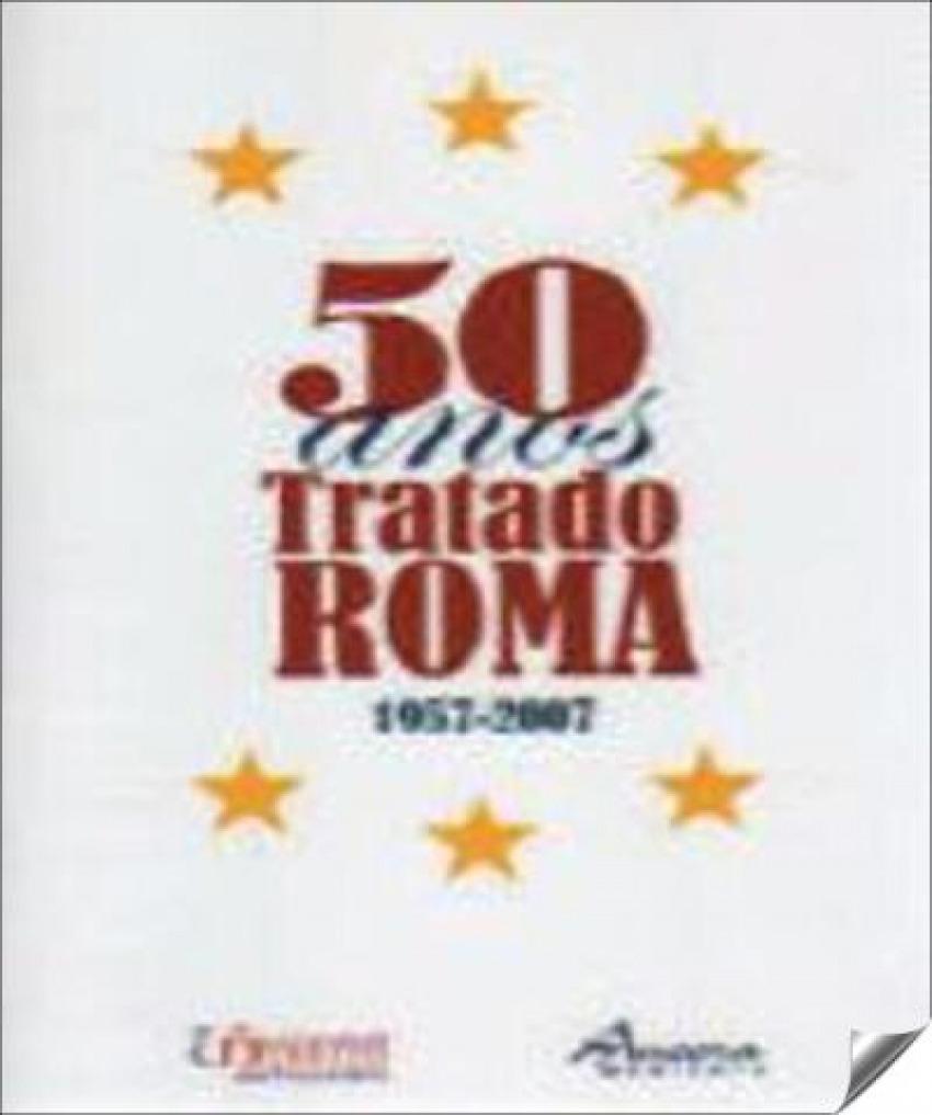 50 ANOS DO TRATADO DE ROMA 9789727802098