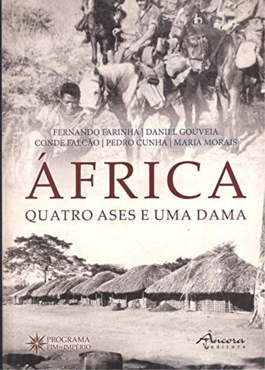 África: quatro ases e uma dama 9789727806270