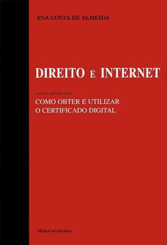 Direito e Internet 9789727980543