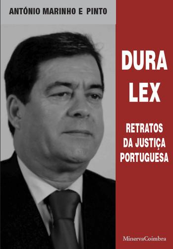 Dura Lex Retratos da JustiÇa Portuguesa 9789727982134
