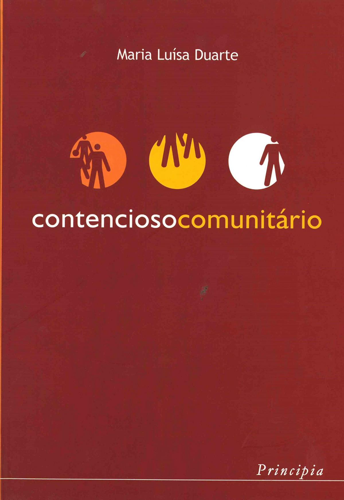 Contencioso Comunitario 9789728500979