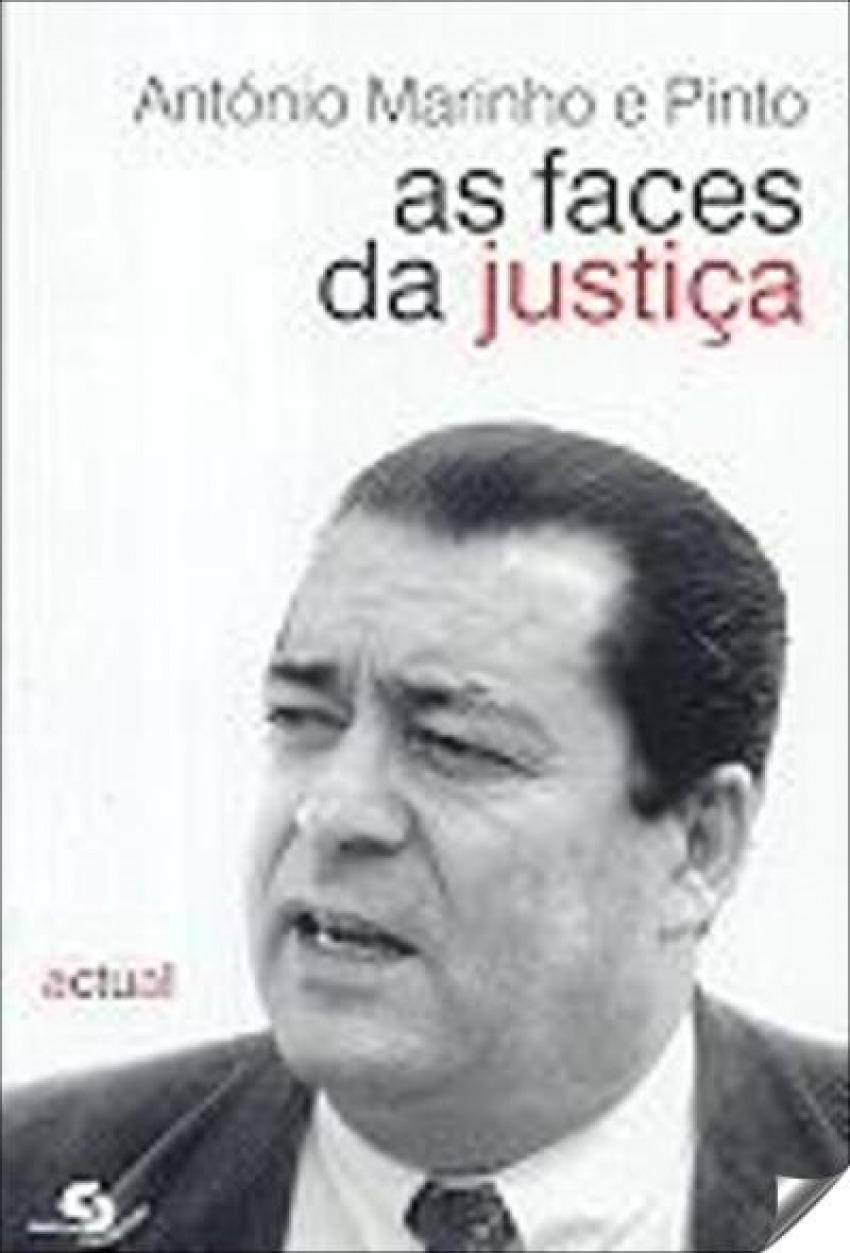 As faces da justiça 9789728610203