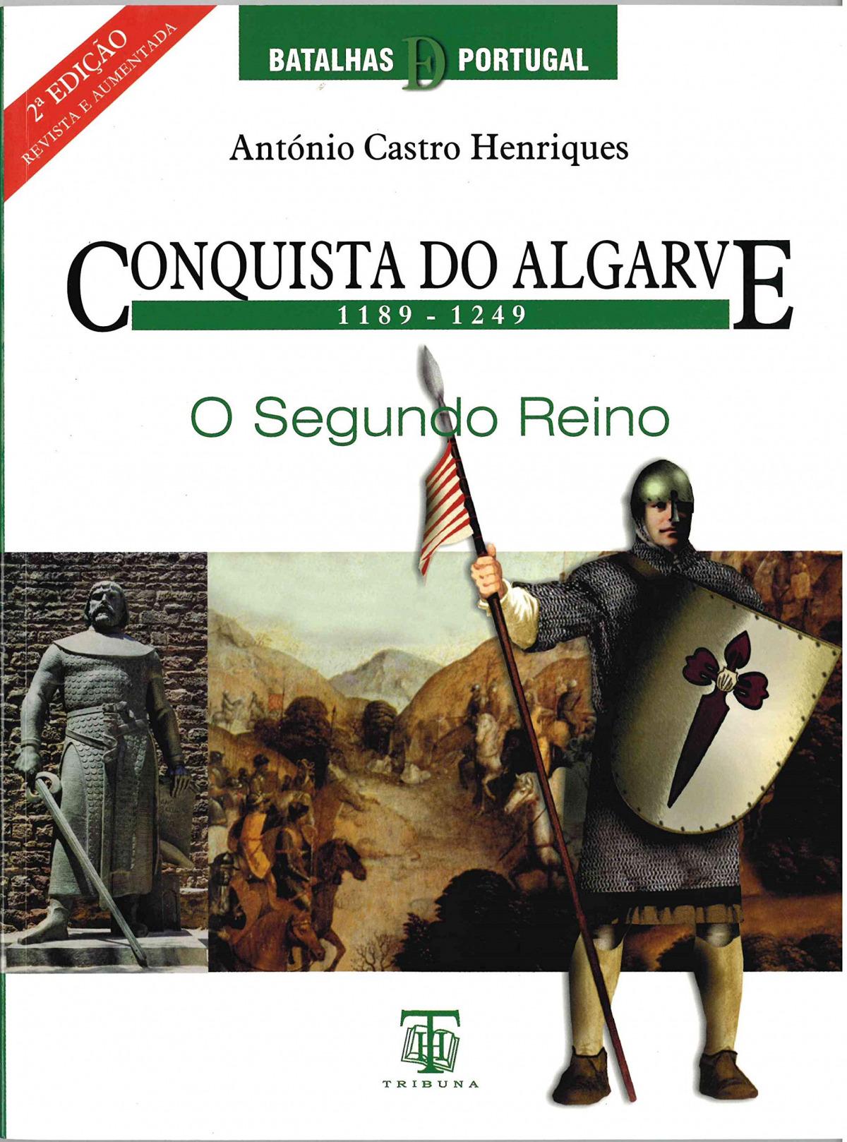 Conquista do Algarve 9789728799052