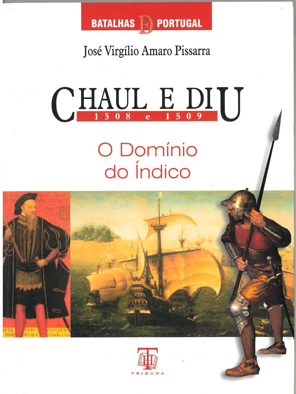 Chaul e Diu - 1508 e 1509 9789728799113