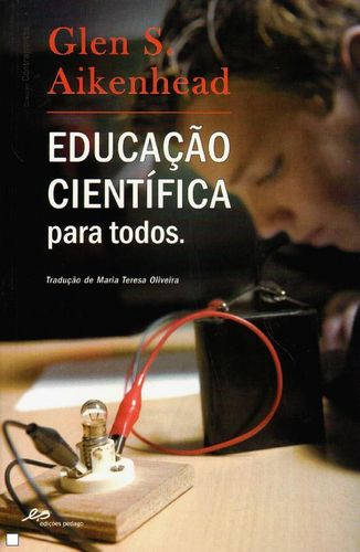 Educação Cient¡fica Para Todos 9789728980634