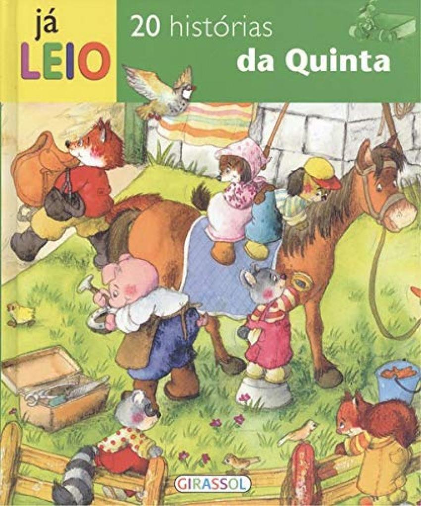 JA LEIO-20 HISTORIAS DA QUINTA 9789896333843