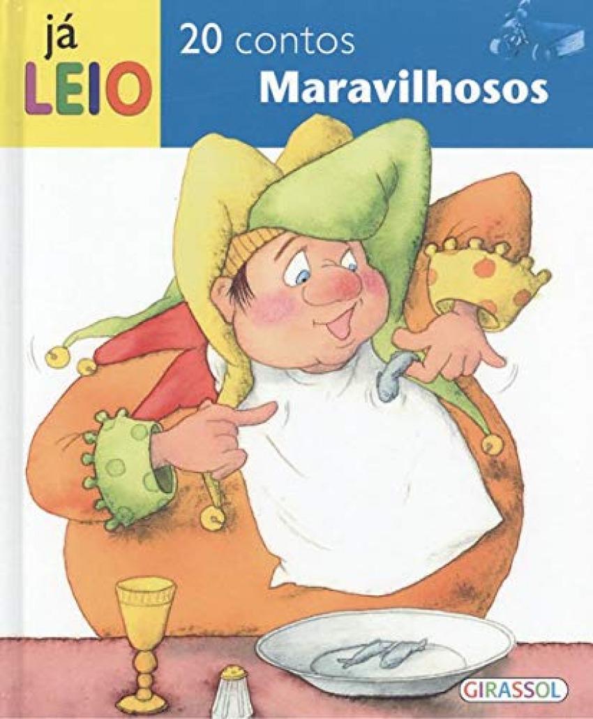 JA LEIO-20 CONTOS MARAVILHOSOS 9789896333850