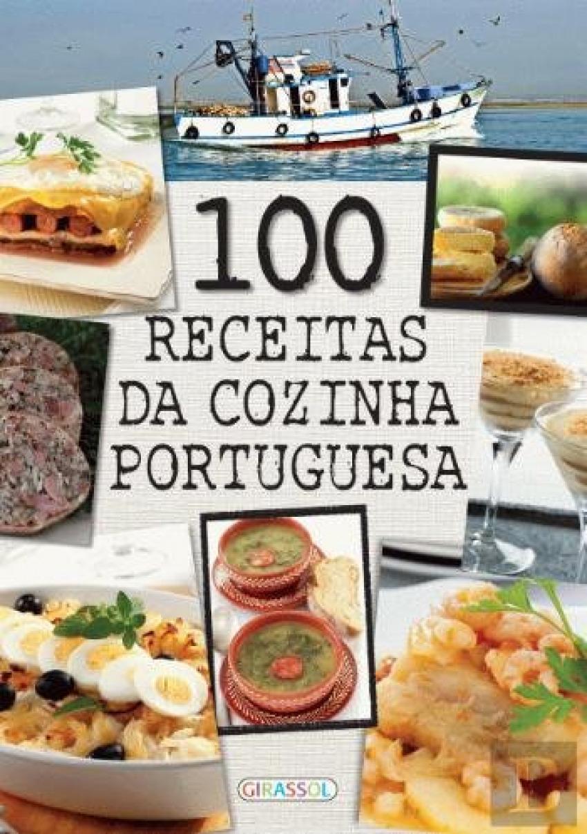 100 receitas da cozinha portuguesa 9789896339401