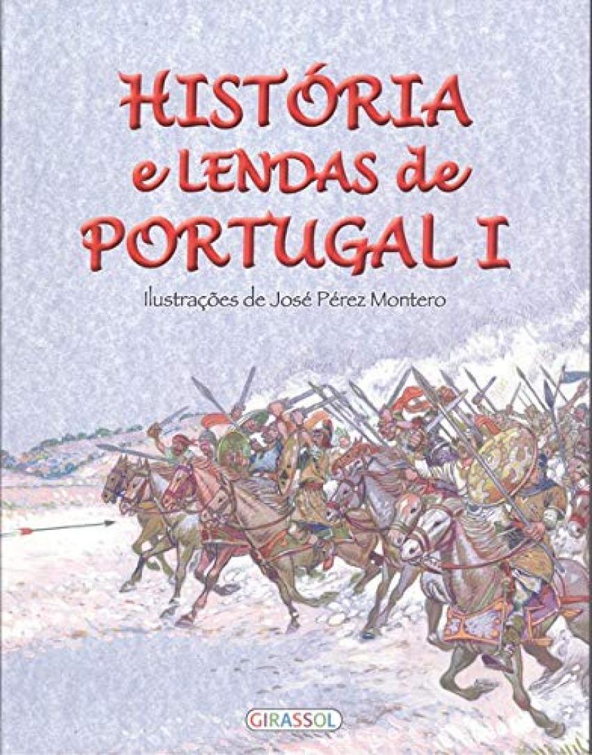 HISTORIA E LENDAS DE PORTUGAL I 9789896339753