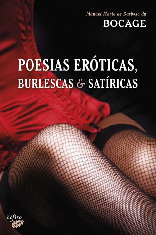 POESIAS ERÓTICAS, BURLESCAS E SATÍRICAS 9789896770853
