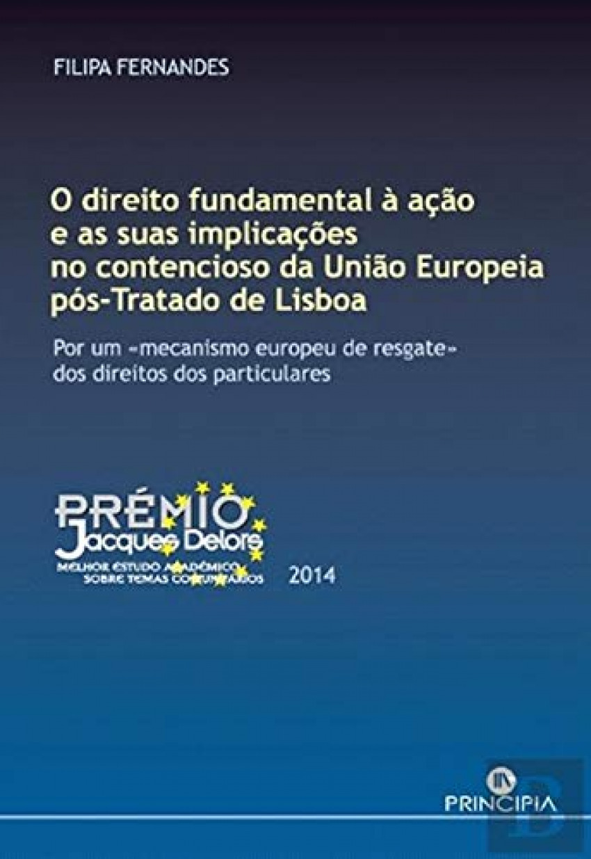 Direito Fundamental à Ação e as Suas Implicações 9789897161315