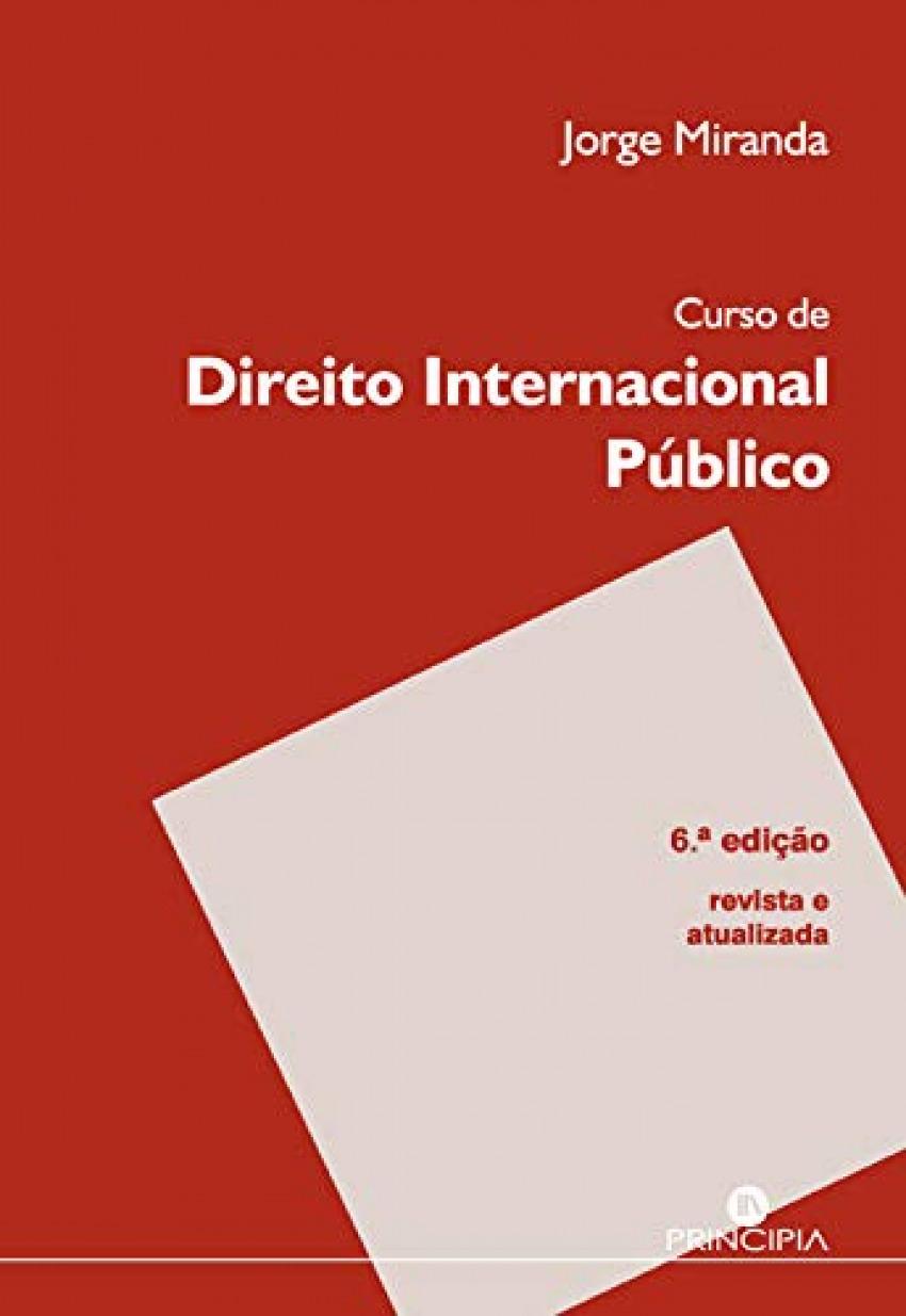 Curso de Direito Internacional Publico ù 6a. Ed. 9789897161438