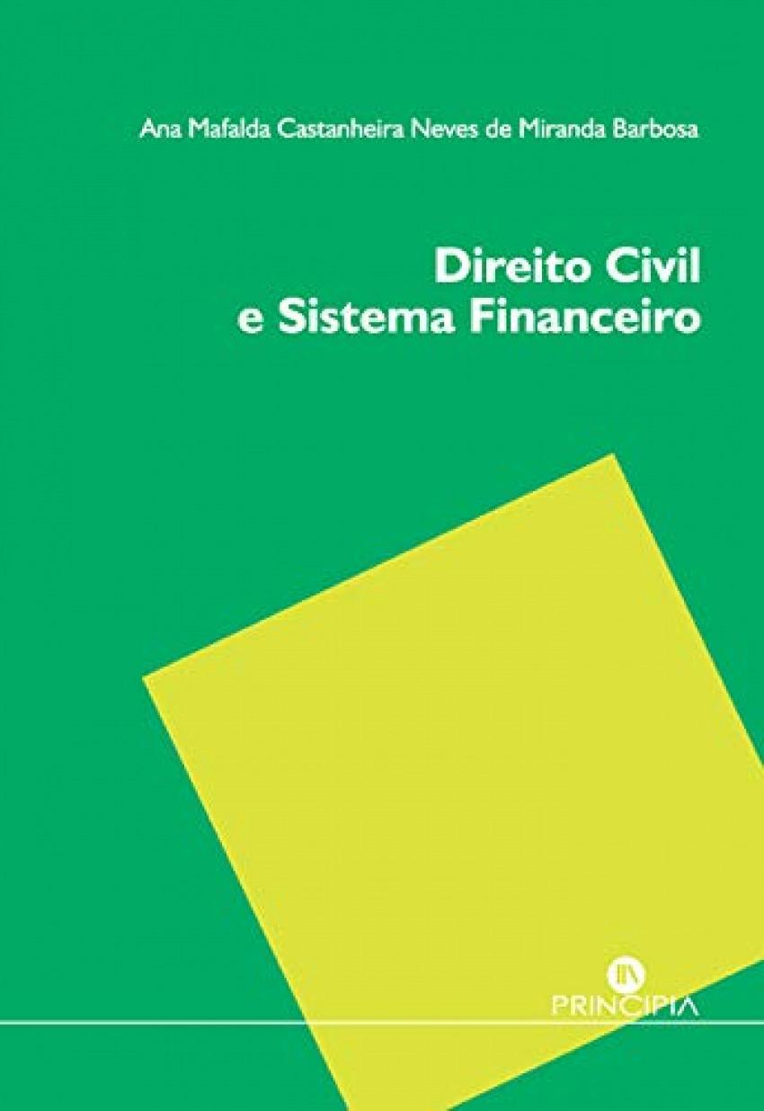 Direito civil e sistema financeiro 9789897161452