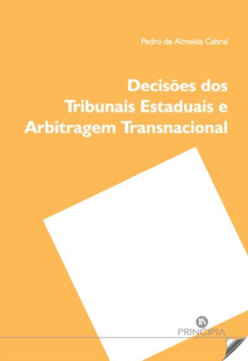 decisões dos tribunais estaduais e arbitragem transacional 9789897162015