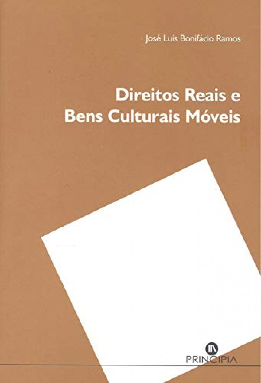Direito reais e bens culturais moveis 9789897162596