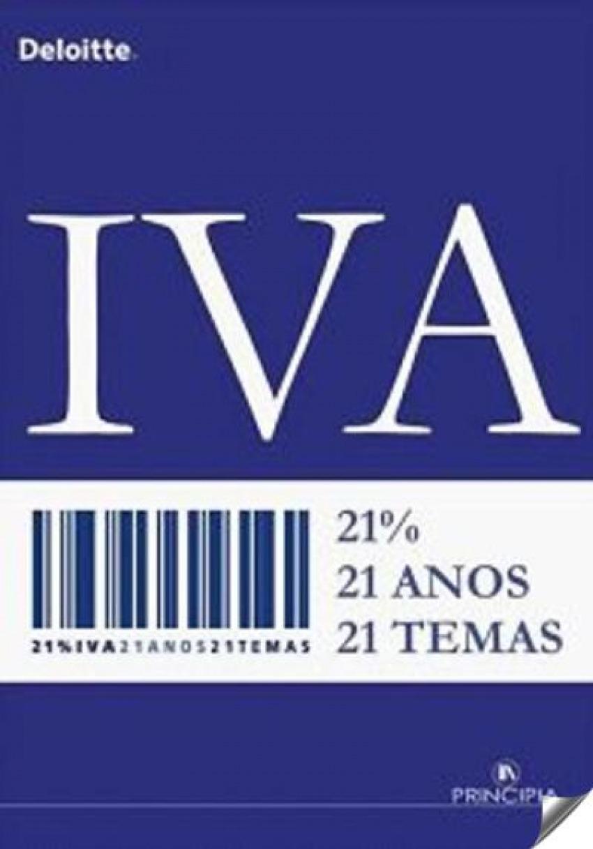 IVA: 21% 21 anos, 21 temas 9789898131072
