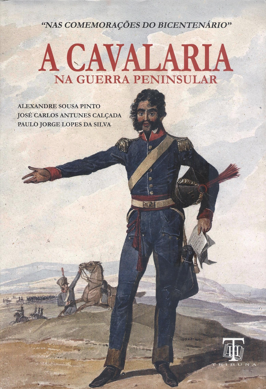 A Cavalaria na Guerra Peninsular 9789898219015