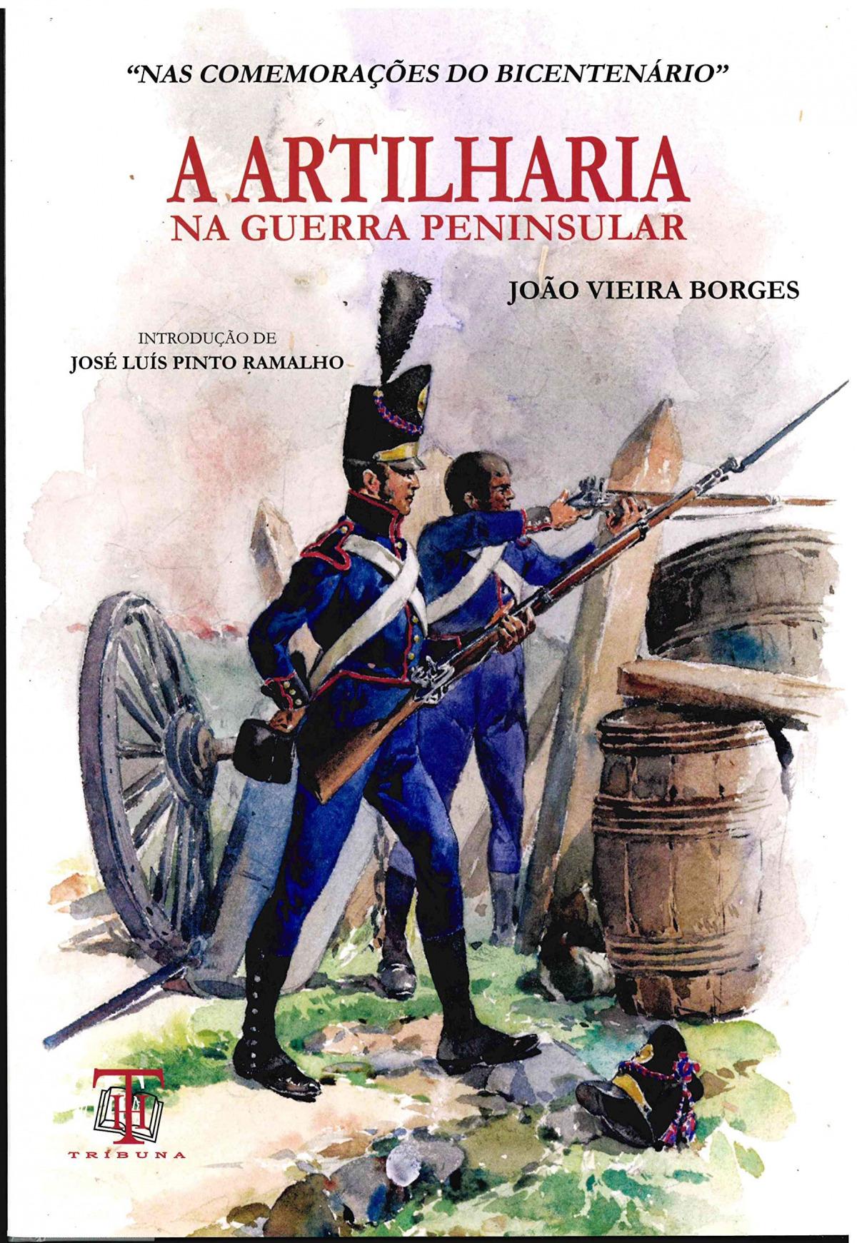 A Artilharia da Guerra Peninsular 9789898219121