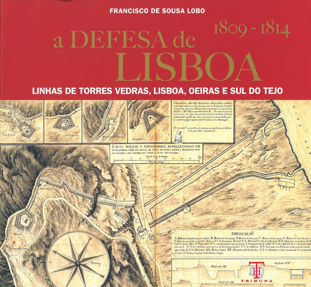 A Defesa de Lisboa 9789898219480