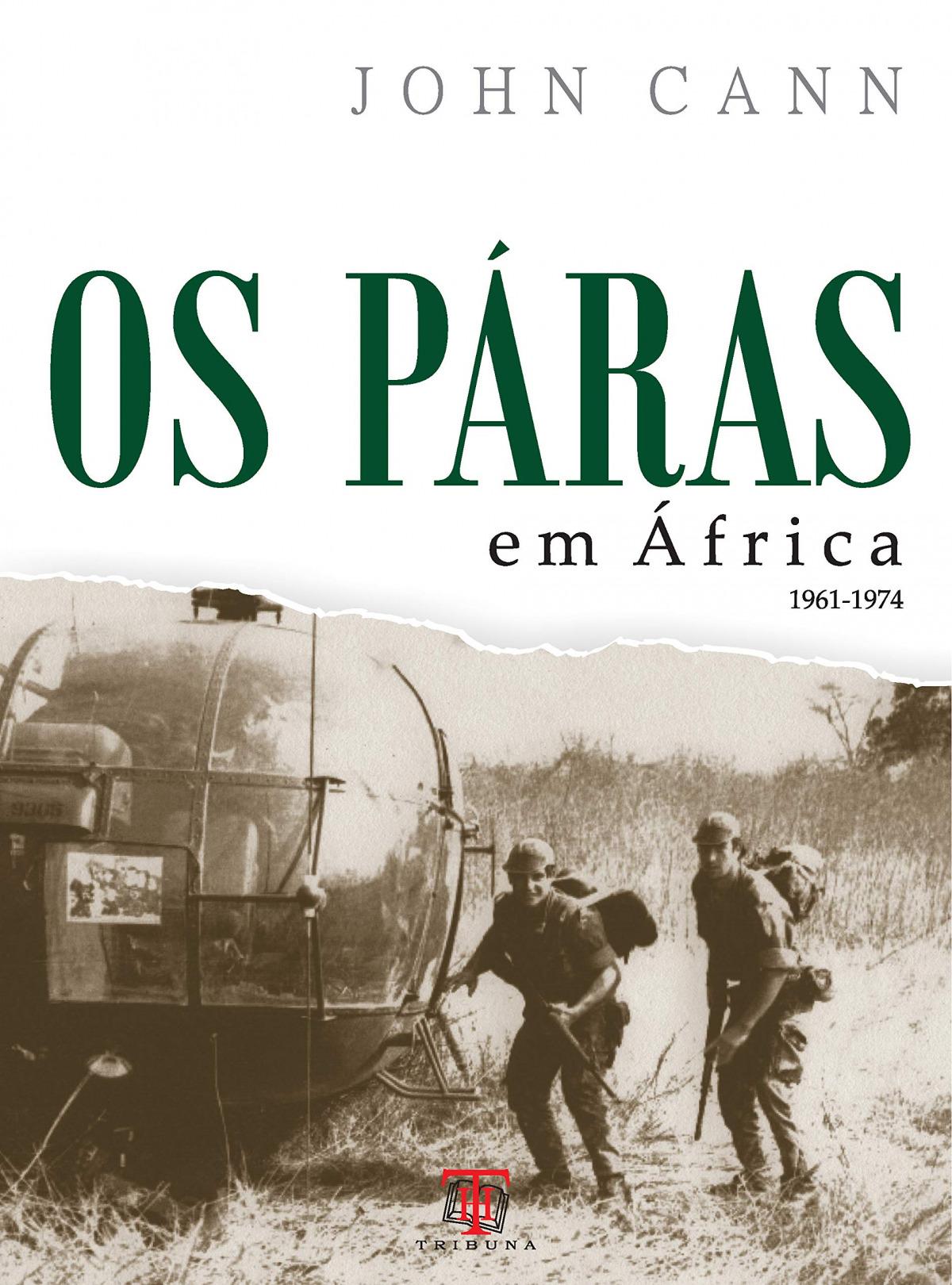 Os Páras em África 1961-1974 9789898219503