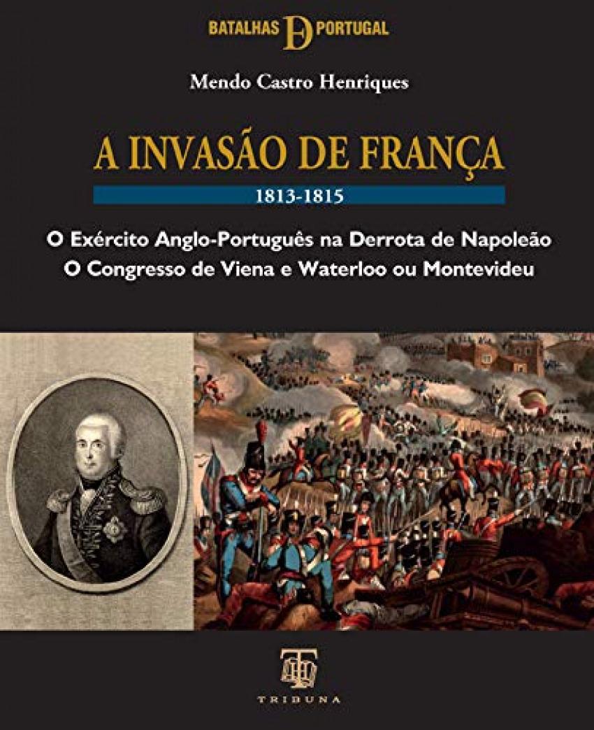 A INVASÃO DE FRANÇA 9789898219541