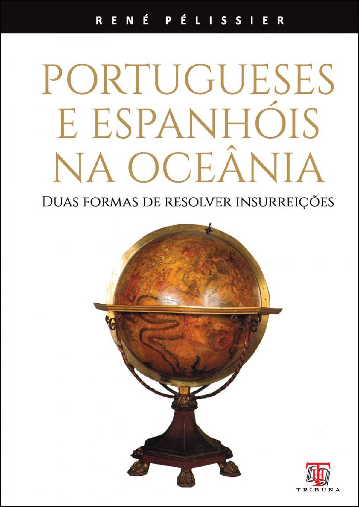 PORTUGUESES E ESPANHÓIS NA OCENIA 9789898219558