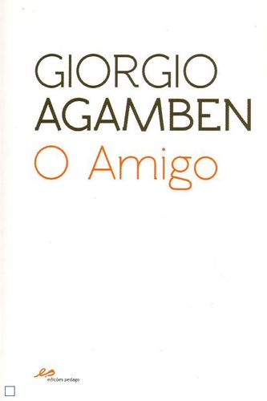 O Amigo 9789898449177