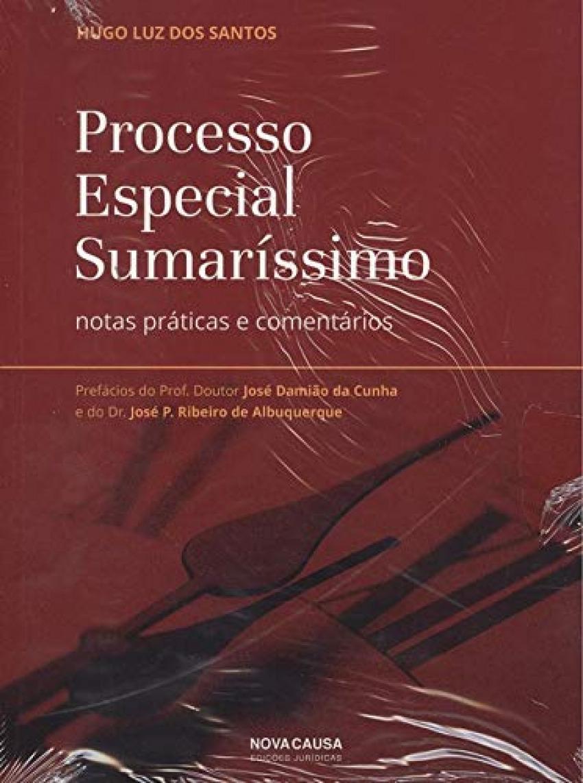 PROCESSO ESPECIAL SUMARÍSSIMO 9789898515575