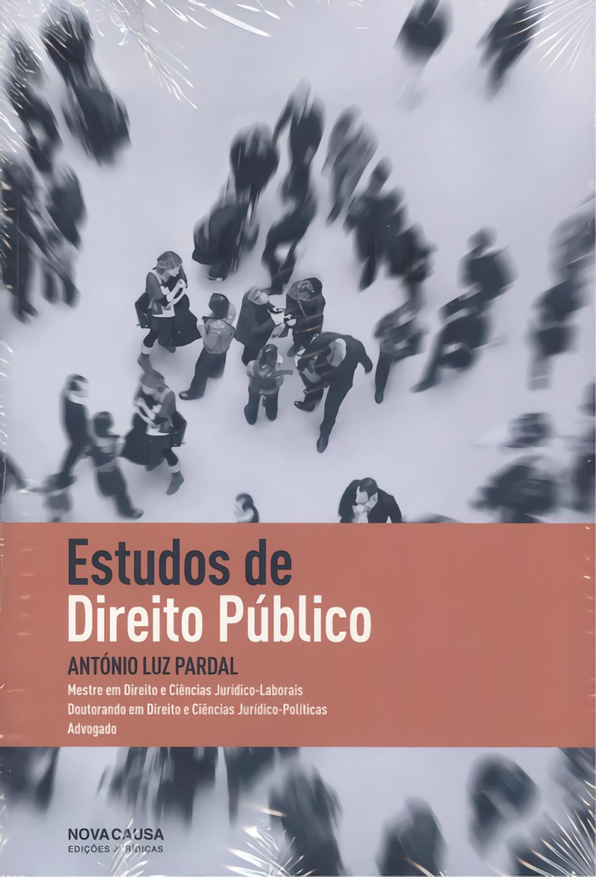 ESTUDOS DE DIREITO PÚBLICO 9789898515933