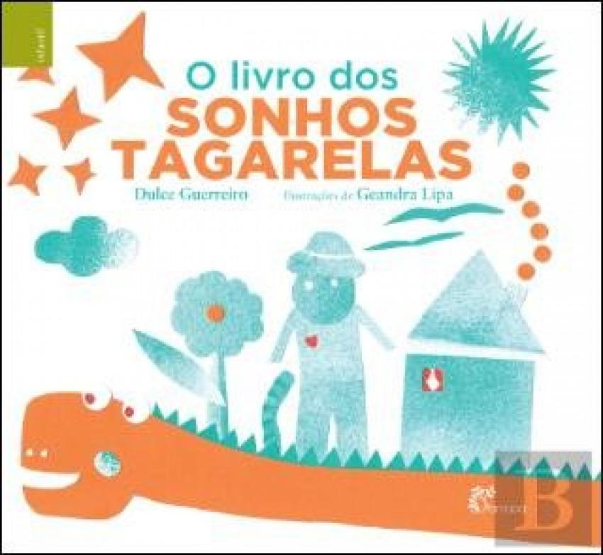 O livro dos sonhos tagarelas 9789898745835