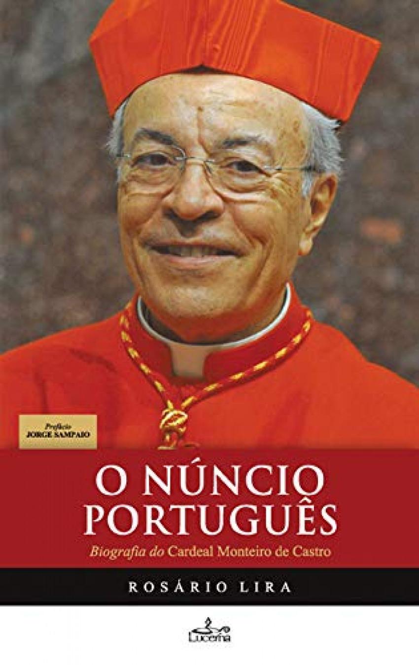 O Núncio portuguès 9789898809476