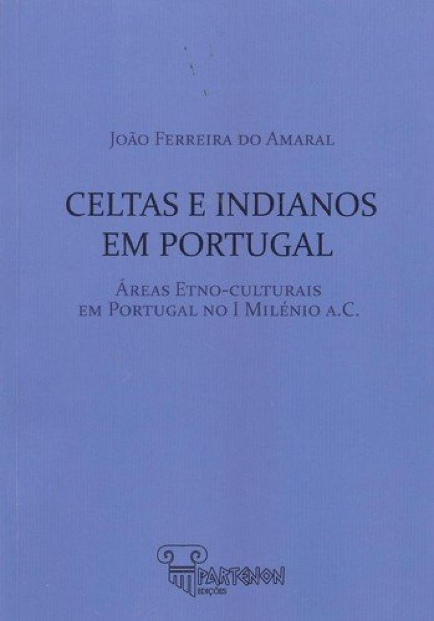 CELTAS E INDIANOS EM PORTUGAL 9789898845139