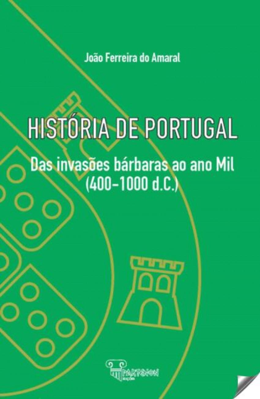 HISTÓRIA DE PORTUGAL 9789898845214