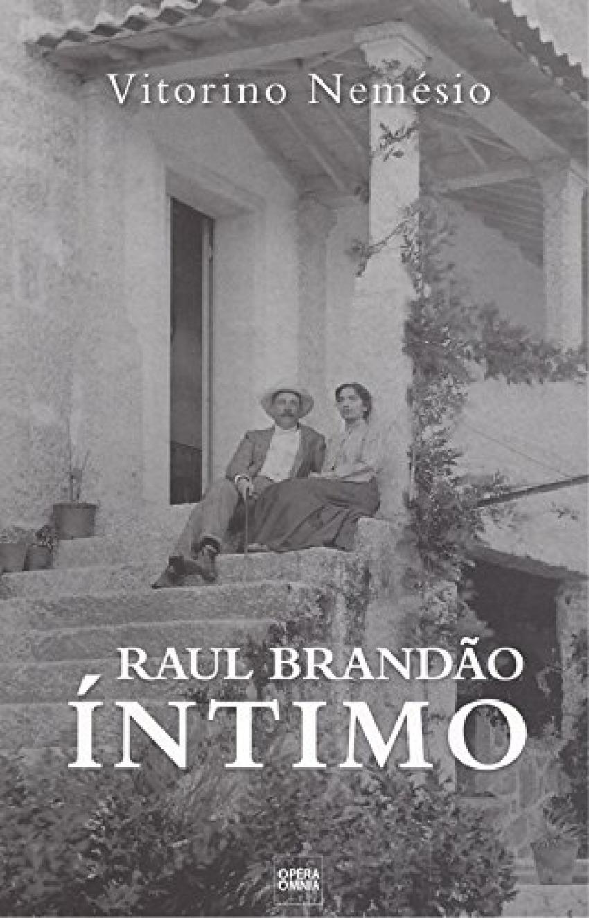 Íntimo: Raul Brandão 9789898858115